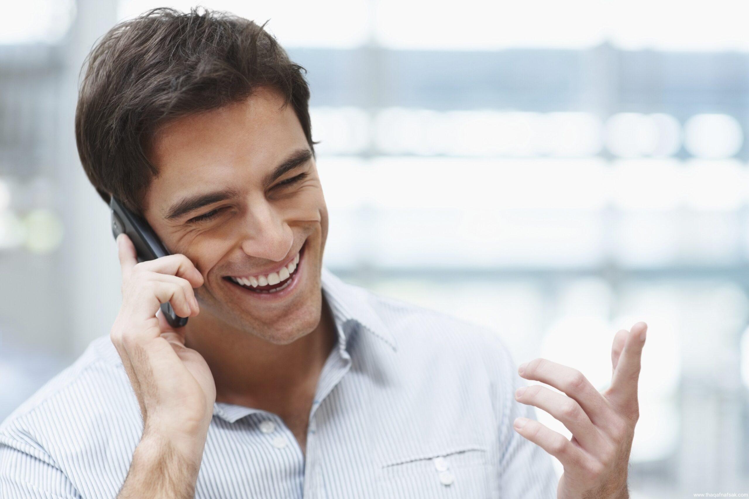 تفسير حلم التحدث مع شخص اعرفة في الهاتف