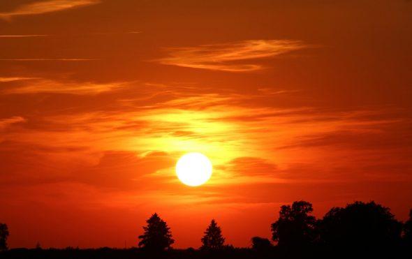 تفسير رؤية الشمس